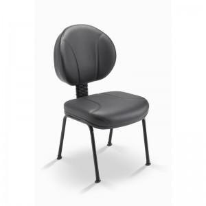 Cadeira Executiva fixa 4 pés