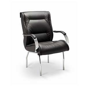 Cadeira Realli Fixa 4 pés