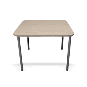 educar-2940 mesa quadrada